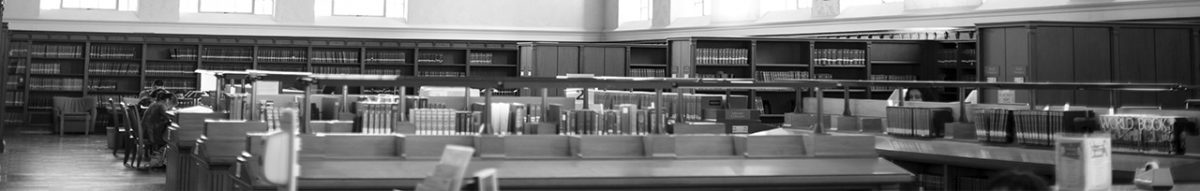 Header image of UCLA Library