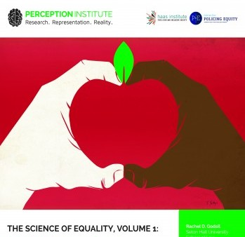 Cover page for The Science of Equality, Volume 1