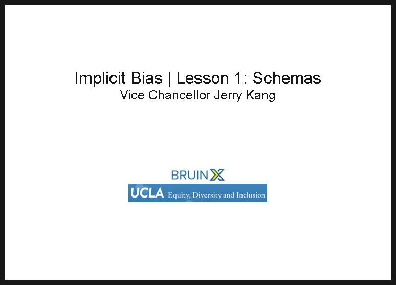 Screenshot of Implicit Bias Lesson 1