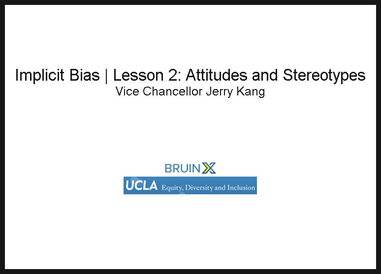 Screenshot of Implicit Bias Lesson 2