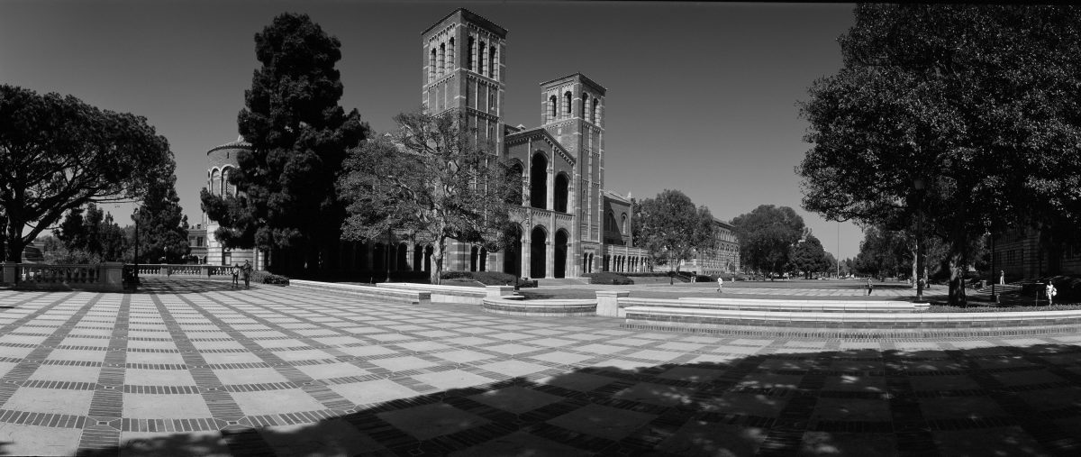 Photo of Royce Hall