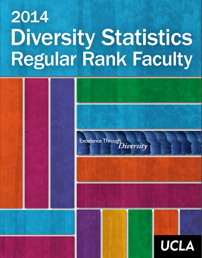 UCLA Campus Faculty Diversity Statistics (2004-2005 to 2014-2015)