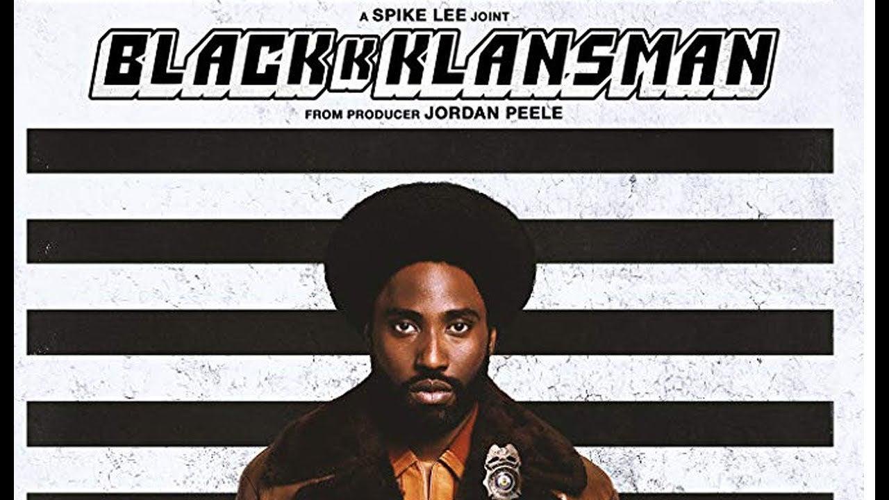 """BlacKkKlansman"" (2018)"