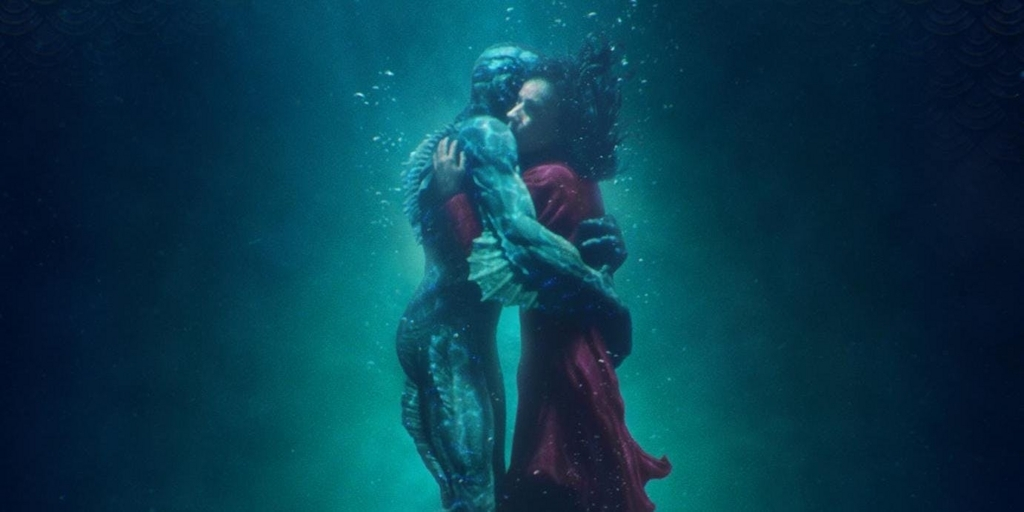 """""""The Shape of Water"""" (2017)"""