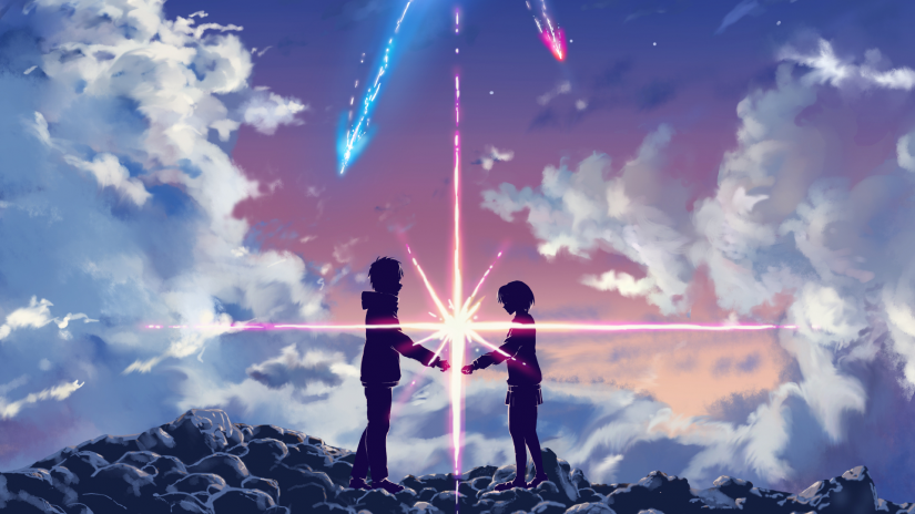 """""""Your Name"""" (君の名は。, 2016)"""