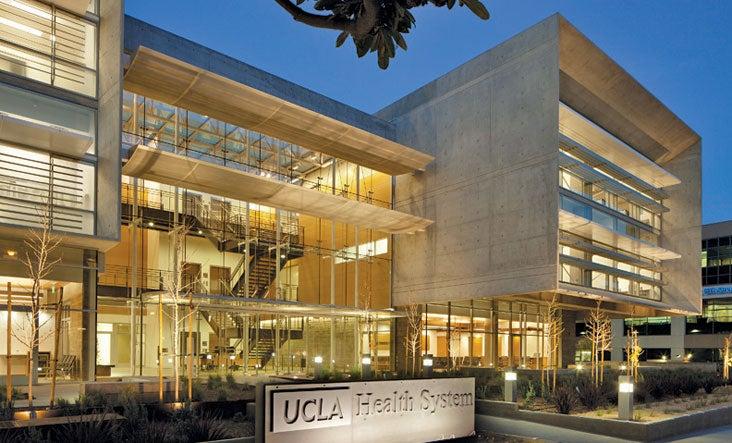 ucla health systems building